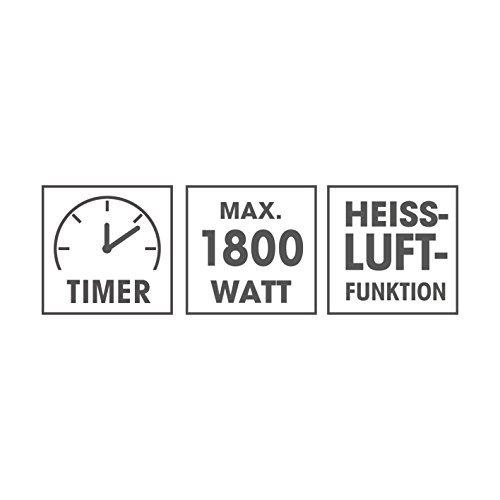 cleanmaxx 00384 automatischer buegler 1800 - CLEANmaxx 00384 Automatischer Bügler, 1800